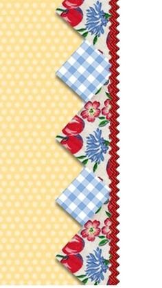 Incorporate triangles (prairie points) into the quilt binding border! Would be cute for a kid's quilt.I love the prairie points and pinwheels on this baby quilt.'Pinwheel Baby' Quilt by Jodi Nelson (Moda Bake Shop) using 'Happy-Go-Lucky' fabrics by M Quilting Tips, Quilting Tutorials, Quilting Projects, Quilting Designs, Sewing Projects, Beginner Quilting, Quilt Boarders, Quilt Blocks, Fabric Crafts