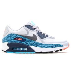 Nike Air Max 90 CMFT PRM Tape Gray/Gamma Blue