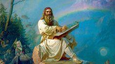 Kalevala hetki hetkeltä juuri nyt - näin kansalliseepoksesta uutisoitaisiin netissä Mythology, Princess Zelda, War, Painting, Fictional Characters, Finland, Painting Art, Paintings, Fantasy Characters