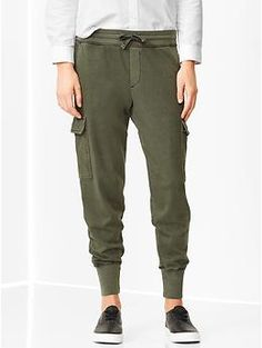 Elegant Almost Famous Cargo Pocket Black Twill Jogger Pants At Zumiez  PDP