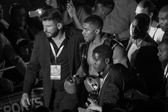 "https://flic.kr/p/tGEKct | Anthony Joshua Ring Entrance | Anthony Joshua making his way to the ring to face Kevin Johnson at Rule Britannia at the London O2 Arena on Saturday 30th May 2015.  © Stephen Smith Photography | <a href=""http://www.swsmithphoto.com"" rel=""nofollow"">www.swsmithphoto.com</a>"