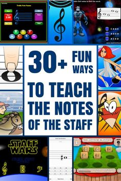 Music Apps Everywhere! A great list of resources for teaching note names