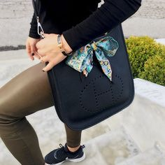 Errands #ootd #sportychic Hermès • Evelyne • PM • Noir • Clemence • Luxury Trader has been selling luxury on eBay since 2006. All purchases are guaranteed authentic. For inquiries LuxuryTraderStore@gmail.com Follow us on Ebay, Twitter, and SnapchatLuxury Trader #hermes #birkin30 #b35 #clemence #luxury #leatherpants #errands #luxurybag #ootd #botd #fashion #instafashion #fashionkilla #fashionista #fashiondaily #picoftheday # ##hermesdubai #shopping #personalshopper #blackbag #twi...