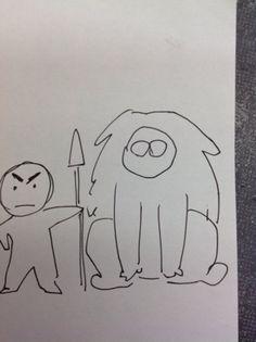 藤田和日郎先生の描いたうしおととら