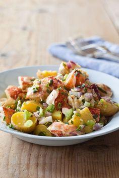 Lobster & Potato Salad | Barefoot Contessa