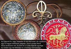 A gömbös kereszt jelkép - Mozgó gömbös kereszt a Szent Korona kereszt szimbolikáján keresztül - Világbiztonság Decorative Plates