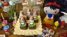 Esquilo,  ou pão de mel!?! ...  Mesa decorada da Concept party