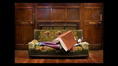 """Rebecca Miller: """"Daydreaming for image source"""" (project). About : """"A study of dreams and imagination for a London based picture library. I Love Books, Books To Read, Big Books, Rebecca Miller, World Of Books, Lectures, Book Nooks, Love Reading, Reading Books"""