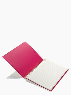 spiral notebook by kate spade new york