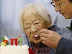 Blog Paulo Benjeri Notícias: Morre a pessoa mais velha do mundo, uma japonesa d...