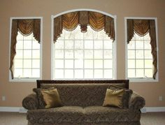 Mural of How to Choose the Right Window Treatments for Wide Windows So That They Appear Gorgeous