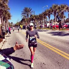 Mariko Dormer has participated in a number of marathons. She is a skilled runner who can maintain a steady pace for long periods of time