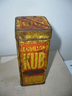 Boite en fer ancienne rare ebay boites anciennes en fer pinterest ebay - Vieilles boites en fer ...