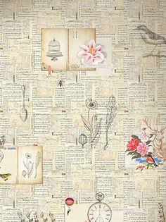 Buy PiP Studio Feeling Papergood Wall Mural, Multi, 313100 online at JohnLewis.com - John Lewis