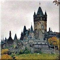 middeleeuwse kastelen Duitsland