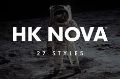 HK Nova™ is a sans serif typeface that is inspired by the geometric Century Gothic and Futura. It formalizes Century Gothic and softens Futura to form a highly usable hybrid typeface.HK Nova™ Medium is a free font from the HK Nova™ typeface family. Free Typeface, Sans Serif Typeface, Top Fonts, Script Fonts, Montserrat Font, Free Fonts For Designers, Geometric Font, Commercial Fonts, Best Free Fonts