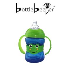 Mom of 4 invents a baby bottle and sippy cup locator!!!