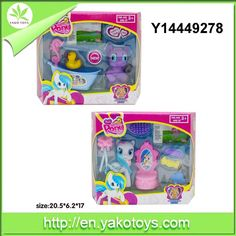 Bath. cute my little pony toy mini horse for sale