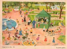 """Hélène Poirié - """"Le jardin public"""""""