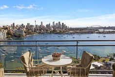 Morning Coffee Spot #harbourviews #sydney #waterfront #stunning #property #aspire #dream #goals #realestate