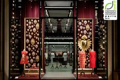 Dolce & Gabbana Windows 2015 Spring, Paris – France » Retail Design Blog
