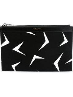 Shop Saint Laurent 'Paris' clutch in Stefania Mode from the world's best independent boutiques at farfetch.com. Shop 300 boutiques at one address.