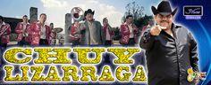 Chuy Lizarraga otros de los grandes en @Festibanda USA 2012 próximo 9 de junio en el Pomona Fairplex