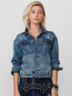Denim & Supply RL - summer 14 denim jacket