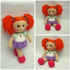 amigurumi doll ♥