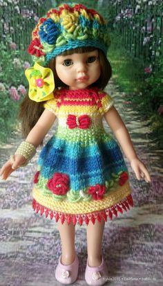 Гардеробчик для кукол / Одежда и обувь для кукол - своими руками и не только / Бэйбики. Куклы фото. Одежда для кукол