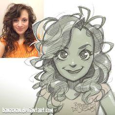 Moonnan+Sketch+by+Banzchan.deviantart.com+on+@DeviantArt: