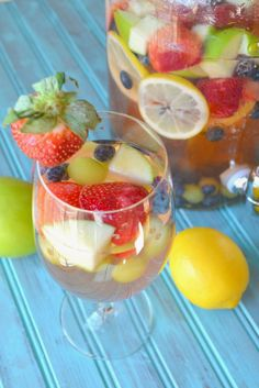 White Riesling Sangria