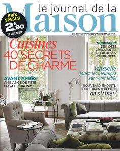 Le Journal de la Maison avril 2012 n°446