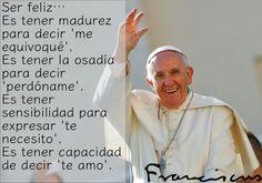 Mensajes del Papa Francisco #consejoscristianosmatrimonios