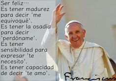 Mensajes del Papa Francisco