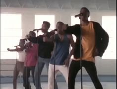 New party member! Tags: new edition ronnie devoe ralph tresvant ricky bell michael bivins johnny gill if it isnt love