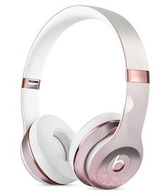 Unfocused Light Pink Glowing Orbs of Light Full-Body Skin Kit for the Beats by Dre Solo 3 Wireless Headphones