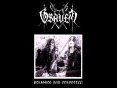 Graven -Perished and Forgotten (Full Album)2002(Black Metal- Germany)