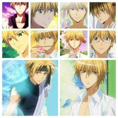 Anime Girl Neko, Girls Anime, Hot Anime Guys, Anime Love, Maid Sama Manga, Otaku, Charlotte Anime, Anime Qoutes, Usui
