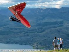 Image detail for -North Wing Freedom Hang Glider Light Sport Aircraft, Birds In The Sky, Walk The Earth, Hang Gliding, Sailing Outfit, Recreational Activities, Paragliding, Outdoor Toys, Simple Bags