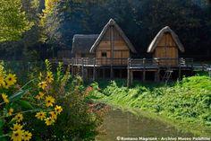 Unesco - Prehistoric Pile dwellings around the Alps