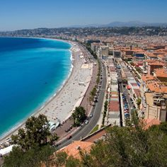 Find your perfect vacation river cruise on Avalon Waterways Nice France Beach, Oh The Places You'll Go, Places To Travel, Avalon Waterways, Nice Cote D Azur, Vacation Memories, Living In Europe, Beaches In The World, Paris