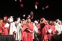 Shippensburg Area Senior High School Graduation.