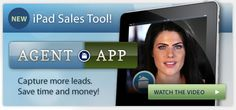 Agent/App - Capture more leads, save  time and money.