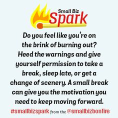 Do you celebrate your accomplishments?  ...from our latest newsletter: http://smallbusinessbonfire.com/small-business-newsletter/
