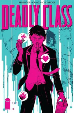 Deadly class comic book read online