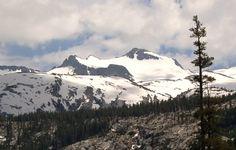 * Monte Lyell *  2005. Localização: Yosemite National Park. Ponto culminante. Altitude: 3.997m.