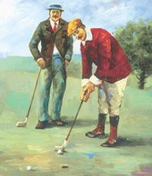 So, where did golf begin and how did it come be the game we now know and play today? Although the game's origin is commonly credited to Scotland in the Kingdom of Fife during the 15th Century, its true origins continue to be a hot topic for debate. Come learn more at The-Golf-Experience.com.