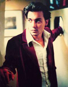 Johnny Depp, ahem, can we get married?