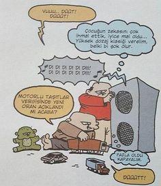 Klasik Müzik ve Zeka Karikatürü Özer Aydoğan   Karikatürname